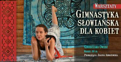 Gimnastyka słowiańska dla kobiet