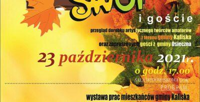 XXI Wernisaż Sami Swoi i Goście