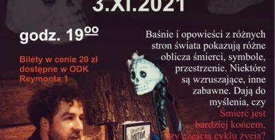 Opowieści o śmierci - Scena ODK